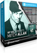 Toontrack N.Y. Vol.2 Presets - Mitch Allan