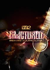 Vir2 Instruments Fractured: Prepared Acoustic Guitar