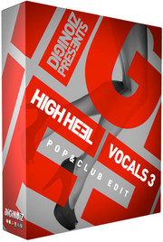 Diginoiz High Heels Vocals 3 - Pop & Club Edit