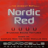 Soundcells Nordic Red