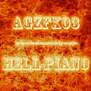 AGZFX03: Hell Piano