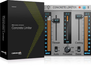 Cakewalk ProChannel Concrete Limiter