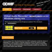 DDMF website