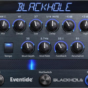 Eventide Blackhole Native Plug-In