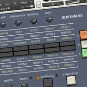 FK10: Korg Rhythm 55