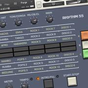 FK10: Korg Rhythm 55