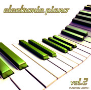 Electronic Piano: MIDI Loops Vol 2