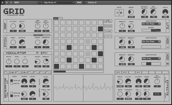 Icebreaker Audio GRID