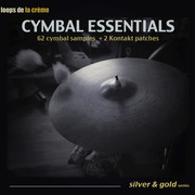 Loops de la Crme Cymbal Essentials