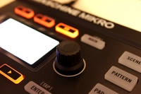 Maschine Mikro - The Knob
