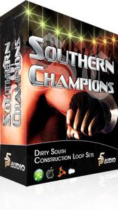 P5Audio Southern Champions