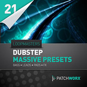 Patchworx Dubstep Massive Presets by Dr Hobo