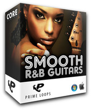 Prime Loops Smooth R&B Guitars