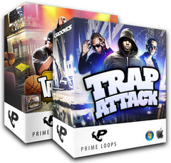 Prime Loops Trap Producer Combo Deal