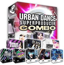 Prime Loops Urban Dance SuperProducer