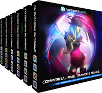 Producer Loops Commercial RnB: Trance & Dance Bundle