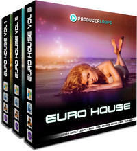 Producer Loops Euro House Bundle
