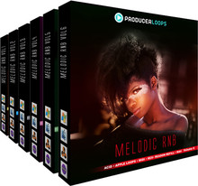 Producer Loops Melodic RnB Bundle