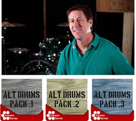 Propellerhead Ryan Greene Alt Drums ReFills