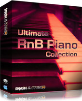 Smash Up The Studio Ultimate RnB Piano Collection