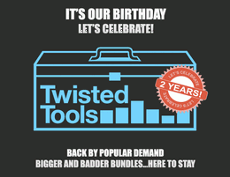 Twisted Tools Bundles