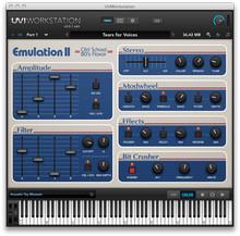 UVI Emulation II