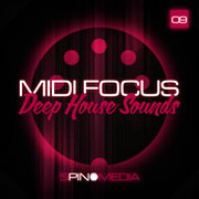 5Pin Media MIDI Focus Deep House Sounds