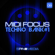5Pin Media MIDI Focus Techno Bank