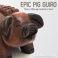 Audiority Epic Pig Guiro