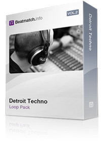 Beatmatch Detroit Techno Vol 2
