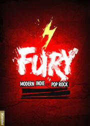 Big Fish Audio Fury Modern Indie and Pop Rock