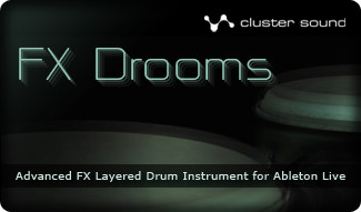 Cluster Sound FX Drooms