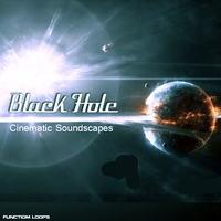 Function Loops Black Hole Cinematic Soundscapes