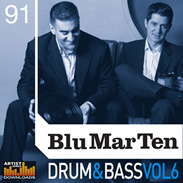 Blu Mar Ten - Drum &amp; Bass Vol. 6