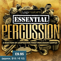 Loopmasters Essential Percussion