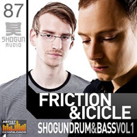 Loopmasters Friction and Icicle Shogun Audio Drum and Bass