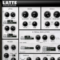 MaxSynths Latte