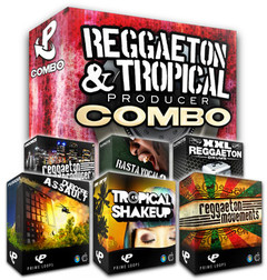 Prime Loops Reggaeton and Tropical Producer