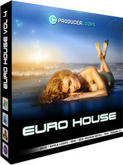 Producer Loops Euro House Vol 4