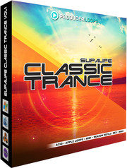 Producer Loops Supalife Classic Trance Vol 1