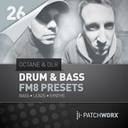 Octane & DLR Drum and Bass for FM8