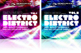 Resonance Sound Swen Weber Electro District Vol 1 and 2