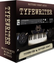 Rhythmic Robot Typewriter