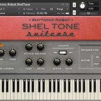Rhythmic Robot ShelTone Suitcase