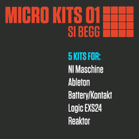 Twisted Tools Micro Kits 01 Si Begg