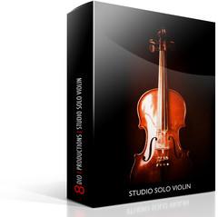 8DIO Studio Solo Violin