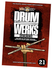 Beta Monkey Drum Werks XXI Reggae Grooves