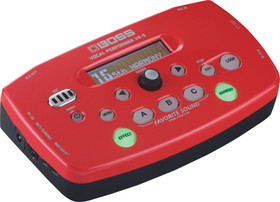 BOSS VE-5 (red)