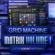 Channel Robot Grid Machine Matrix Vol 1