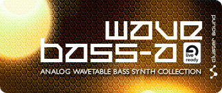 Cluster Sound Wave Bass-A